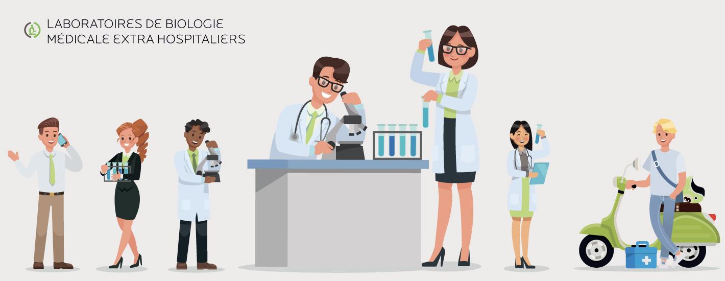 Technicien de laboratoire de biologie médicale