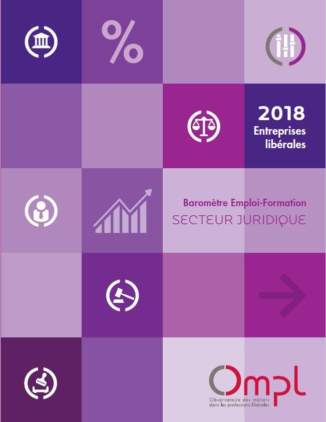 Baromètre secteur juridique 2018