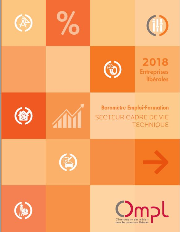 Baromètre secteur cadre de vie-technique 2018