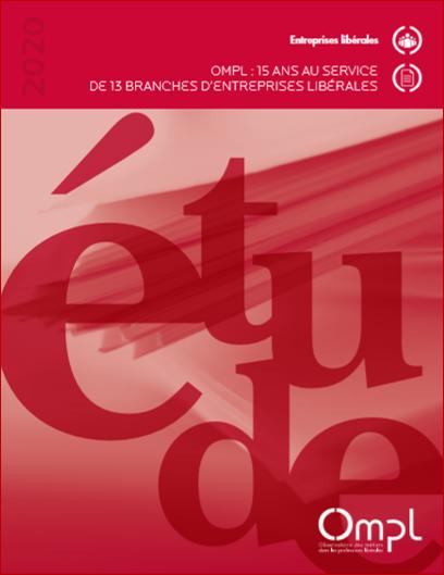 OMPL : 15 ans au service de 13 branches d'entreprises libérales