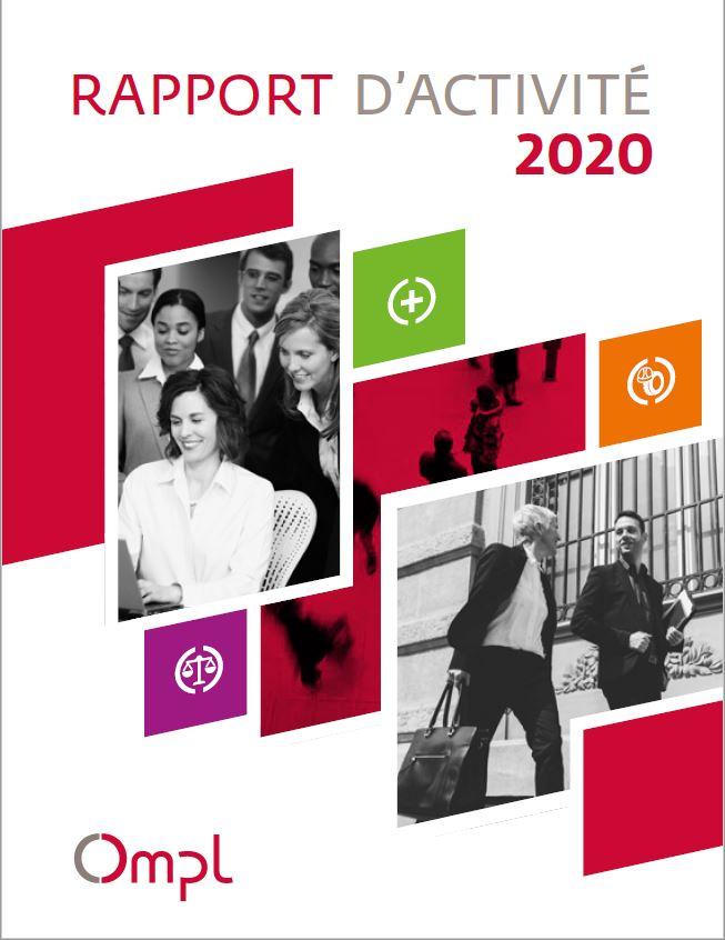 Rapport d'activité OMPL 2020