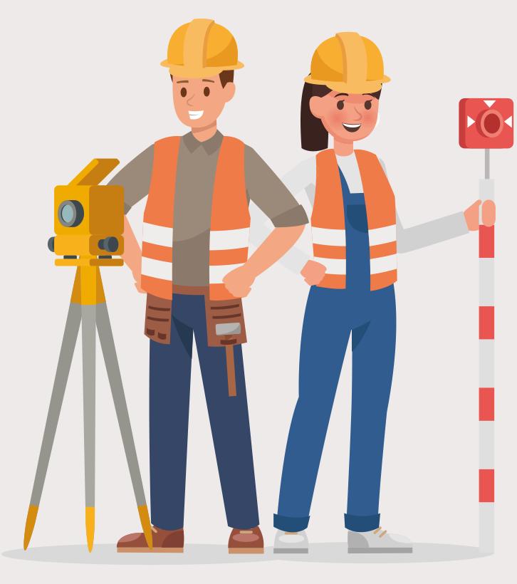 Cabinets de géomètres-experts, géomètres-topographes, photogrammètres et experts fonciers